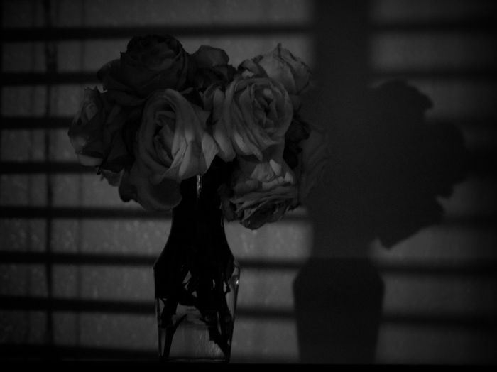 Statue of flower