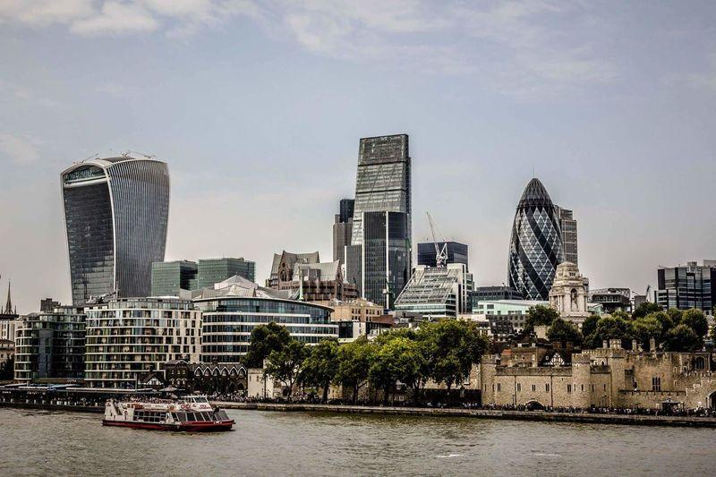 London City Skyline City Of London Skygarden Gherkin Building Leadenhallbuilding Skyscrapers London Skyline EyeEm LOST IN London