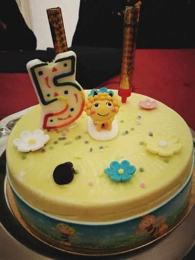 Food And Drink Food Dairy Product Celebration Indoors  Sweet Food Birthday Cake Ready-to-eat No People Astrology Sign Gateau Vandecastel