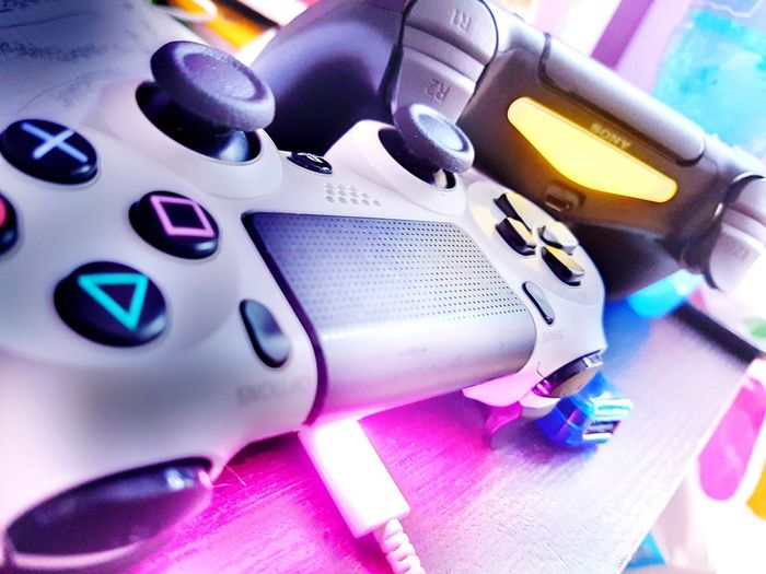 PS4 Ps4 Controller Ps4gamer Ps4Controller Ps4 ✌ Playstation Playstation4 Playstation 4 Controller Close-up Technology Business Finance And Industry Indoors  No People Day