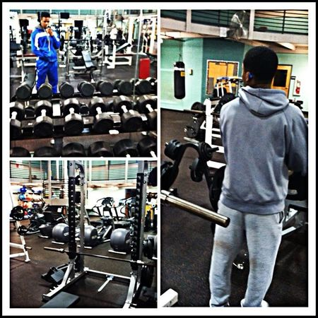 6:00 This Morning.. Gettin It In