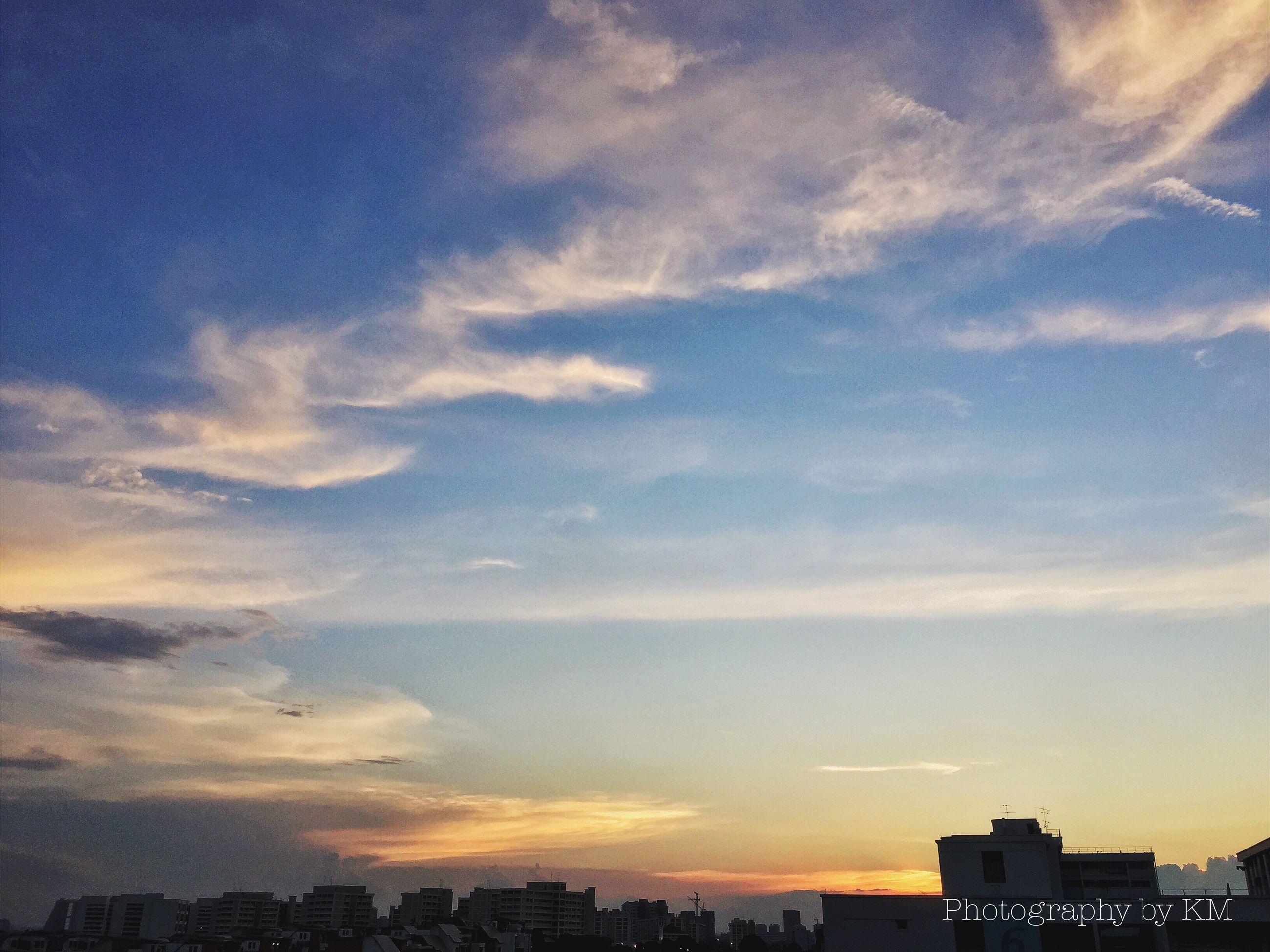 building exterior, architecture, built structure, sunset, sky, city, cityscape, cloud - sky, residential structure, residential building, residential district, orange color, house, cloud, building, outdoors, beauty in nature, nature, scenics, no people