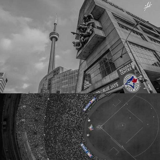 TorontoBlueJays Jays Bluejays Cometogether Toronto Ontario Canada Home Baseball 2015  ALDS 2015aldswinners Josebautista JOSE Rogers Rogerscentre @thebluejaysseries @cntower