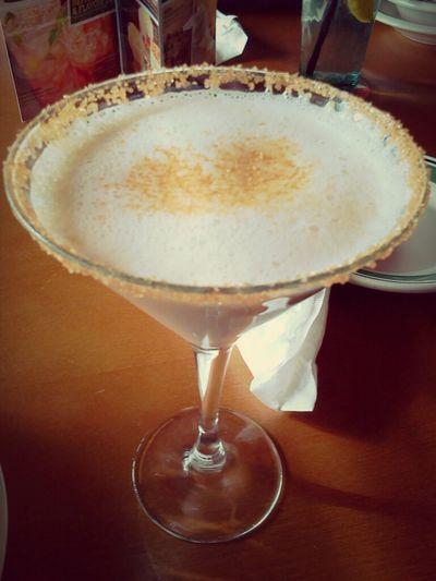 his.martini is soo good!