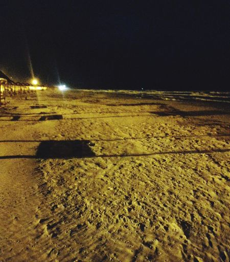 Night Sand Nature Outdoors Beach No People Beauty In Nature Sky Wave Scenics Reflection Port Aransas Texas