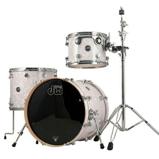 My next set Dw Drums Collectors Series