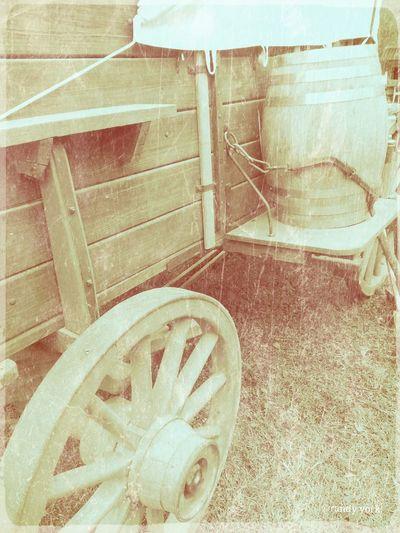 Old wagon authentic chuck wagon western wagon