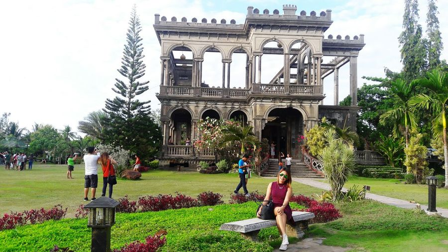 Ruins Philippines Photos World Heritage Ruined Building Bacolod City That's Me Feel The Moment Vacations Hello World Feel The Journey Enjoying Life IvyEntures2016
