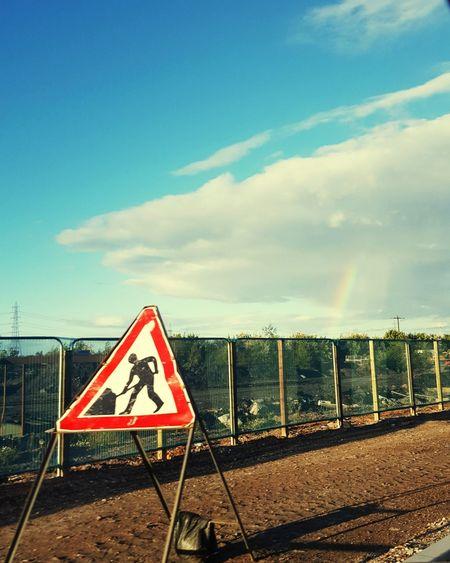 Road Sign Road