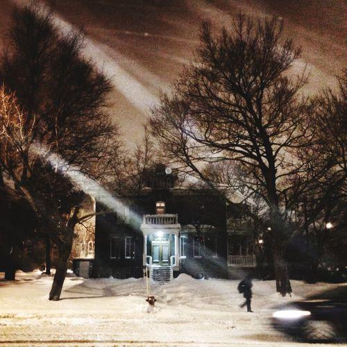 Montréal Snow ❄