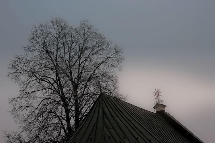 Sun worshipping? Sky Sacral Architecture Wintertime Symbolism Sun Worship
