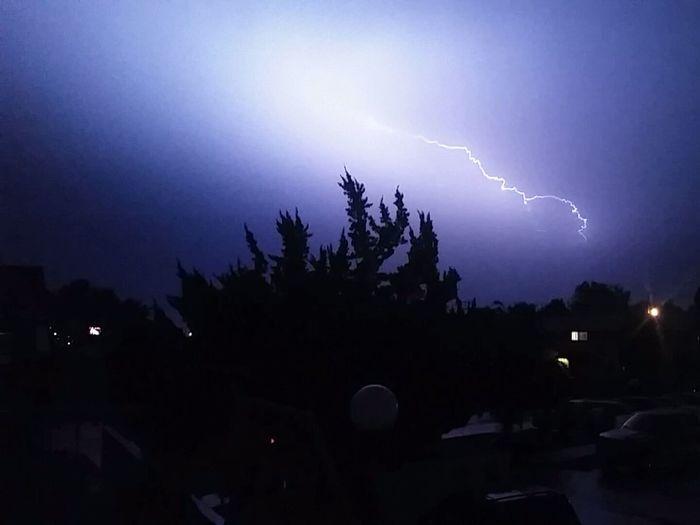 Night Lightning