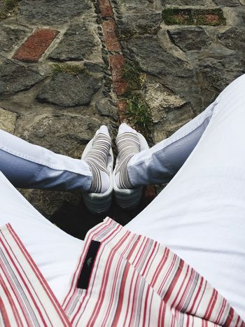 😍 my feets!
