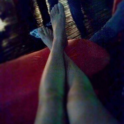 Pausa para os pés haha Salto Agulha Quinze 180 deck 5:30 feat irmã s2