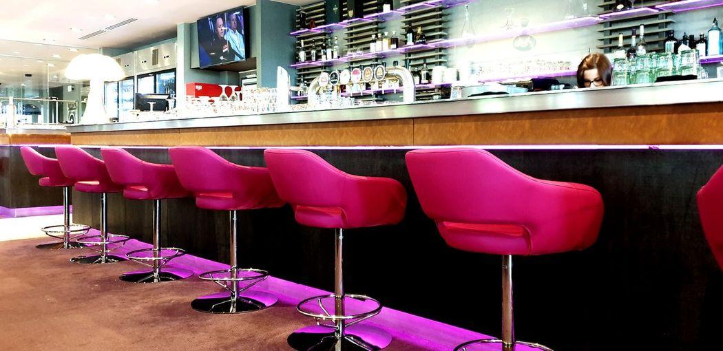 Bar Pink Color