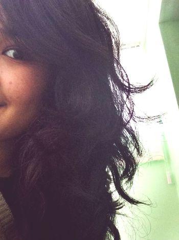 Haha. Hi! Hair Hairography? Lovingit Smile:)