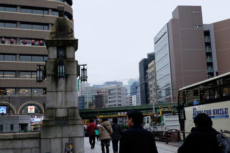 秋葉原 Akihabara Architecture Building Building Exterior Built Structure City City Life Fujifilm Fujifilm X-E2 Fujifilm_xseries Japan Japan Photography Tokyo Tokyo,Japan アキバ 秋葉原 万世橋
