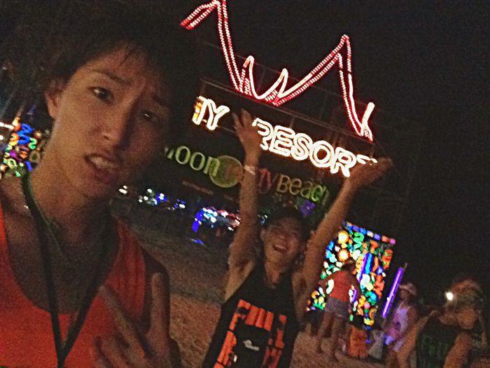 Fullmoon party 2014 Full Moon Party Thailand Koh Phangan