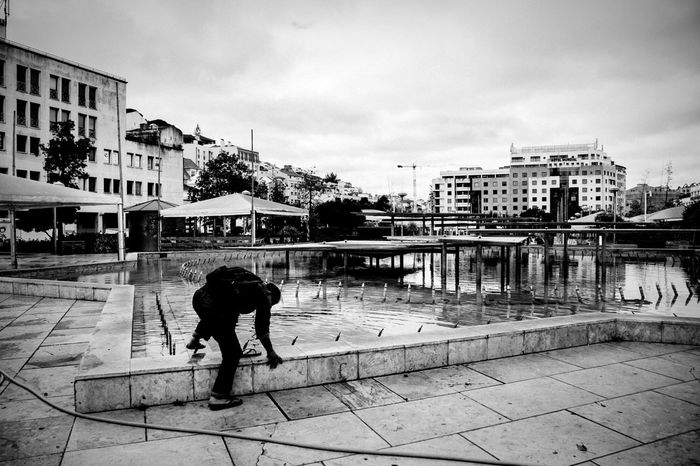Untold Stories Documentaryphotography Streetphotography Streetphoto_bw Daylife People Lisbon Enjoying Life A Taste Of Life
