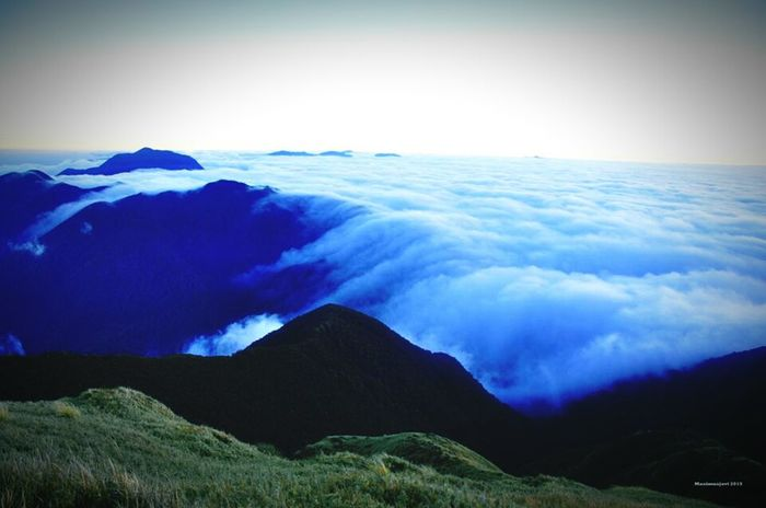 """Sea of Clouds"" Mt. Pulag, Benguet"