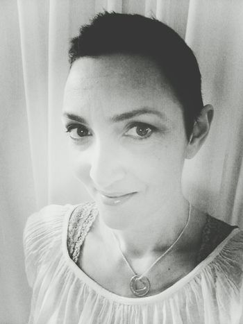 Selfie Ego Selfportrait, Blackandwhite
