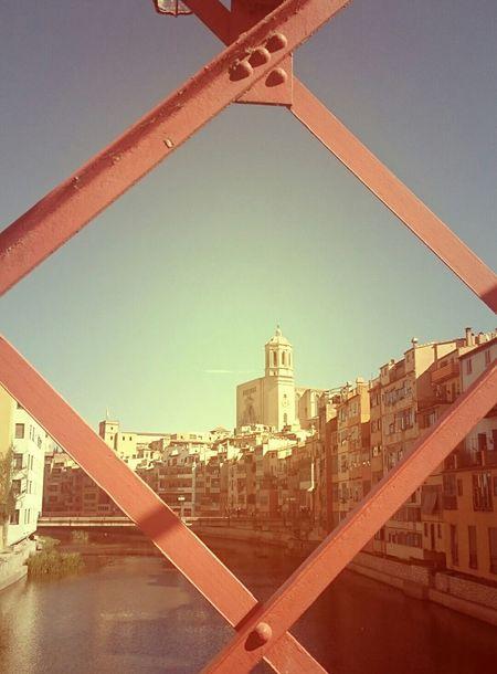 Girona Statue