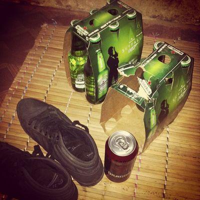 Mas Que Vida MoDeujo...Decembring Heineken Wizzynation