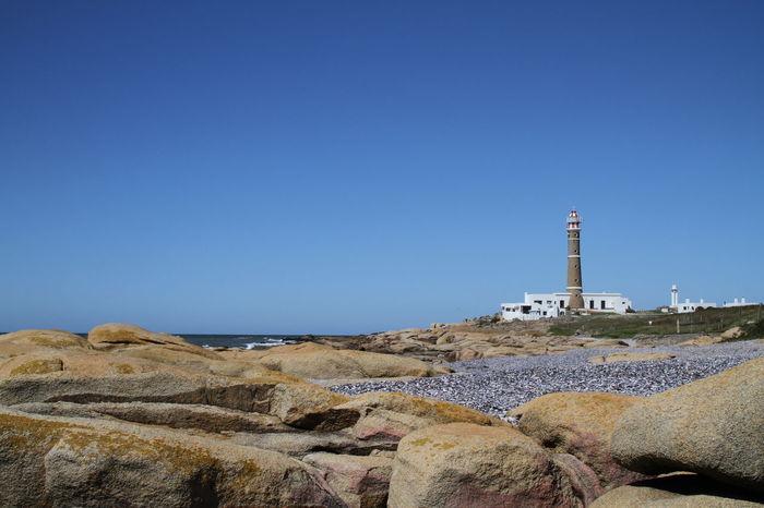 Coastline Guidance Horizon Over Water Outdoors Scenics Sea Shore Tranquil Scene Tranquility Water Cabo Polonio Uruguay