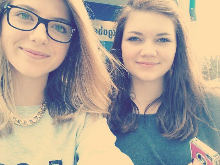 Merle And Me Chilling On The Road Wunderful Day Love Her ♡ @merle1234567890
