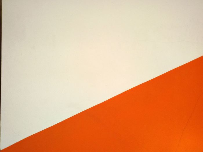 TakeoverContrast : Copy Space Wall - Building Feature Wall Close-up Orange Color Architecture Building Exterior Taking Photo .