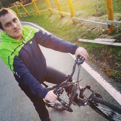 велосипед Черниковка покатушки биатлонка вольфрейсингклаб