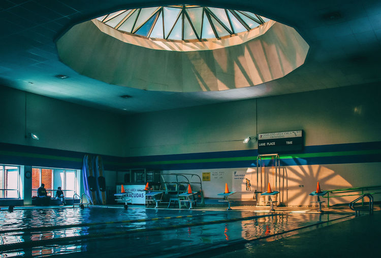 The Swimming Pool Reflections Shadows & Lights Shadows Shadows On The Wall Sky Lights Architecture Things I Like Swimming Things I Learned From Eyeem Showcase April Blue Wave Telling Stories Differently Human Meets Technology Anna Beth