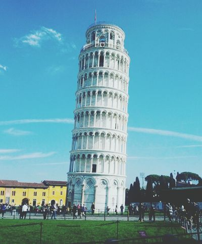 Tourism Tourist Pisa Tower Leaning Tower Of Pisa Italy First Eyeem Photo