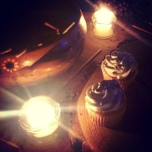 Dulces Azúcar Panquecitos Cupcakes Luzdeluna Alaluzdelasvelas NocheEnVela Hambre Mexico Cena Para Dos Romantic Romantico Moonlight