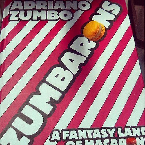 Adrianozumbo Zumbarons Work Fun experiment :)