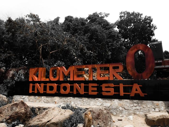 Nol Kilometer Indonesia Kilometernolindonesia Sabang Weh Island Landmark Traveling INDONESIA Wonderful Indonesia Pesonaindonesia Travel Photography Visitaceh