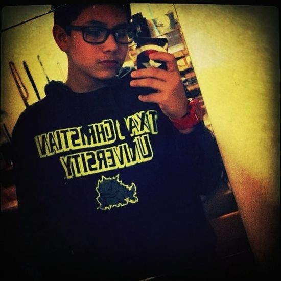 Old Pic(: But Was Bored..