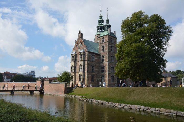 Kopenhavn Kopenhagen Copenhagen, Denmark Rosenborg Slot Architecture Rosenborg Castle