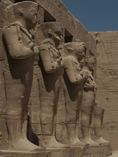 Ancient Civilization Ancient Egypt Anicient Architecture Luxor Egypt Sculpture Statues Temple Travel Destinations Travel Photography Valley Of The Kings