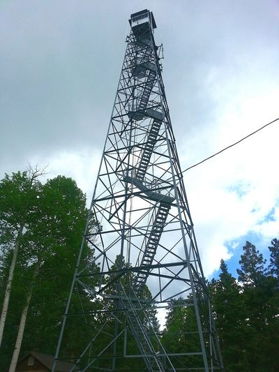 Firetower In the forrest of Northern Az. Taking Photos Tower climb it Check This Out Taking Pictures