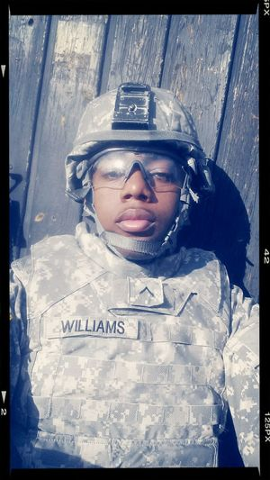 Just getting back 4rm the range Army Life LTFU