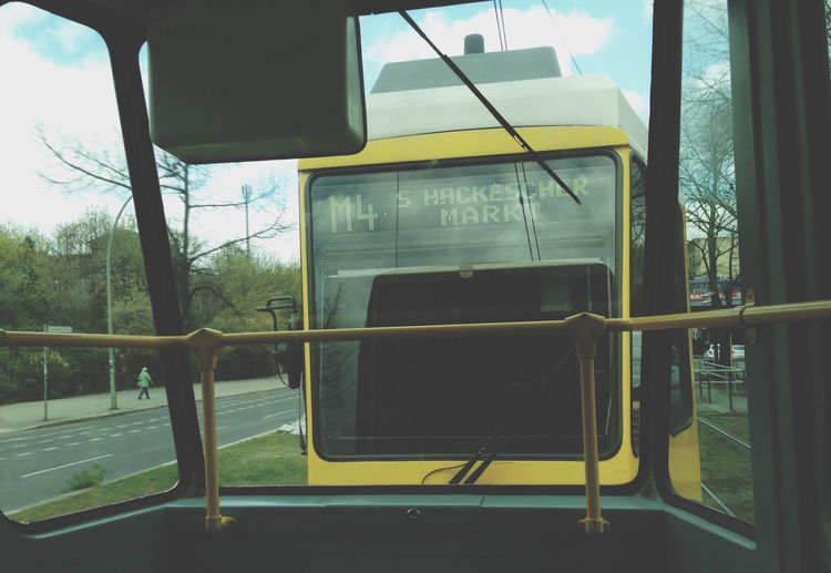 for the love of transportation M4 Tram