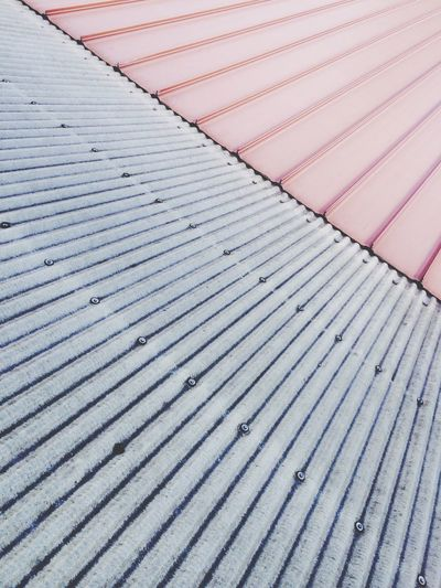 Roof top close-up