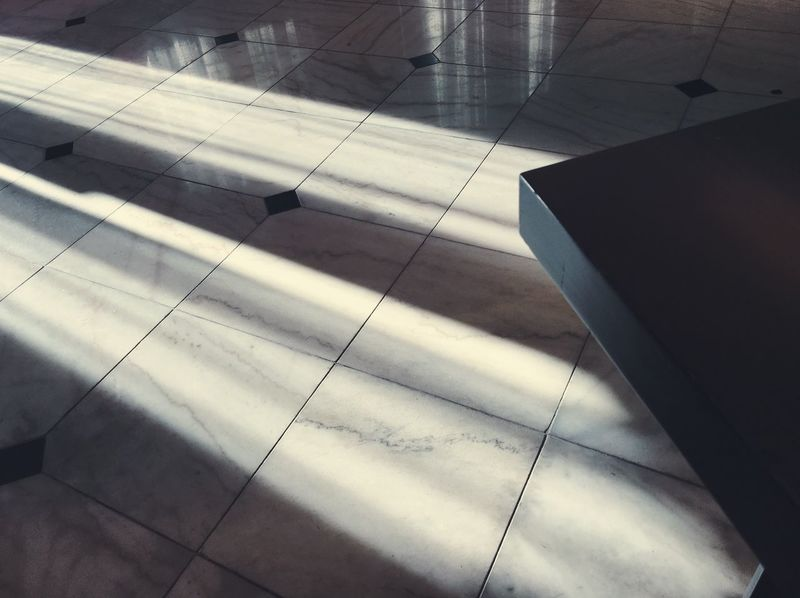 VSCO IPhoneography Tiled Floor Flooring Indoors  High Angle View No People Day Close-up