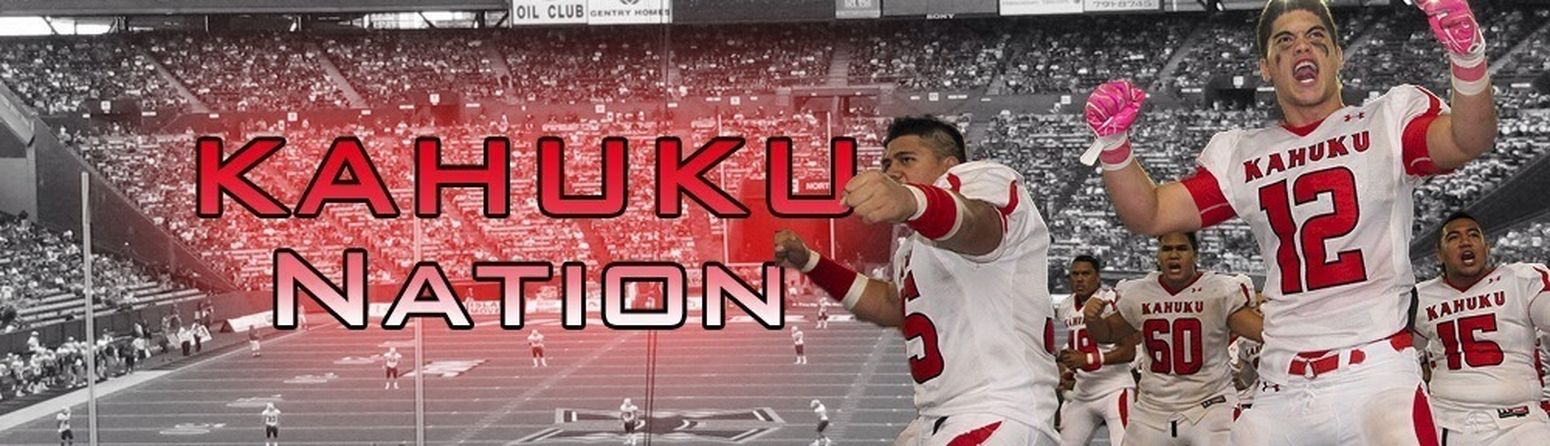 Kahuku Nation Red Raiders Nation Kahuku