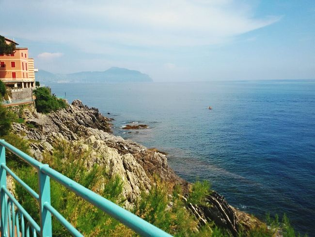 ... Whatawonderfulworld Nervi  Italy Paesaggi_ditalia Enjoy Hope You Like It. Hope And Dream Whatisee Likeit Walking Around Myjourney Ohyeah Sunburnt Hoping For The Best Spending Time Time To Relax Enjoying The View Details Of My Life HelloFromTheOtherSide