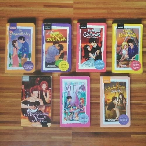 Almost there.... ??? Wattpadph Summitph Collection Happyyyy ??
