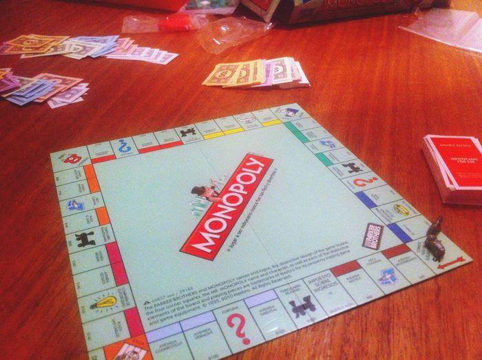 Mini Monopolio Monopoly