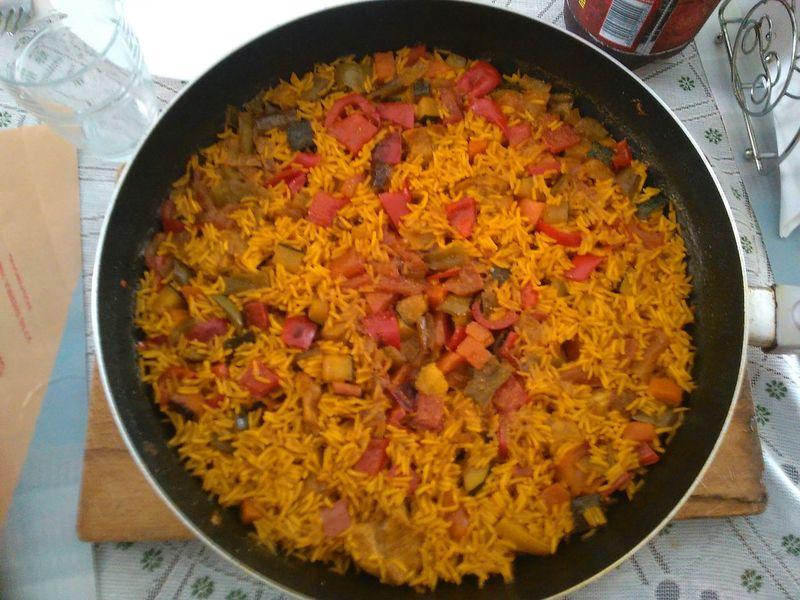 Paella SPAIN Food Typical Spanish Amazing Food