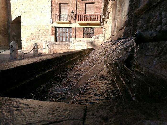 Otra de las Fuentes que hay en el Pueblo de Daroca en Aragón